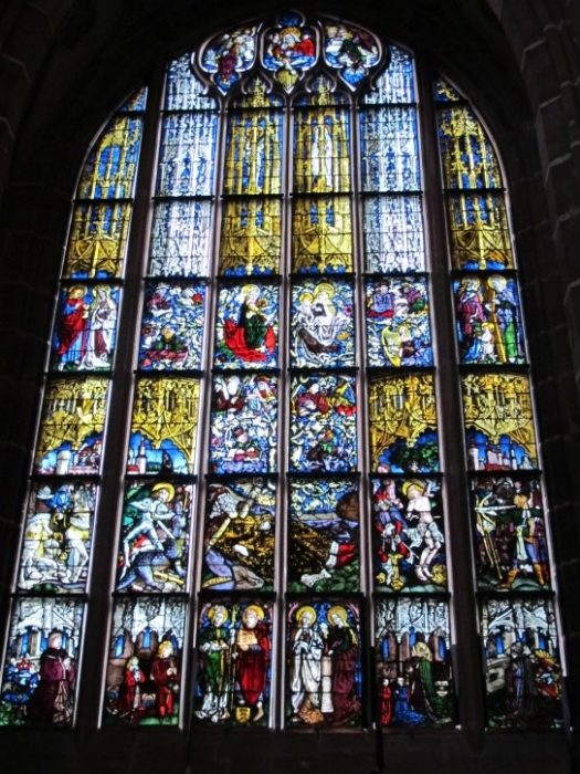 Church's must-see features