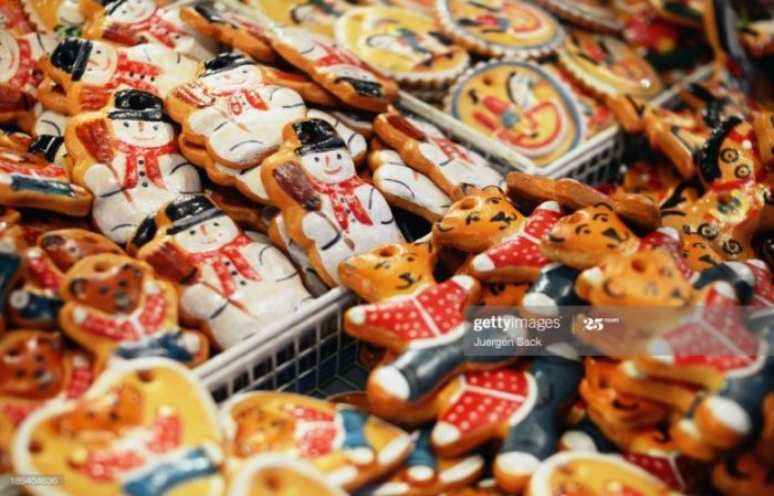 German gingerbread