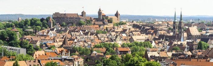 city of Nuremberg