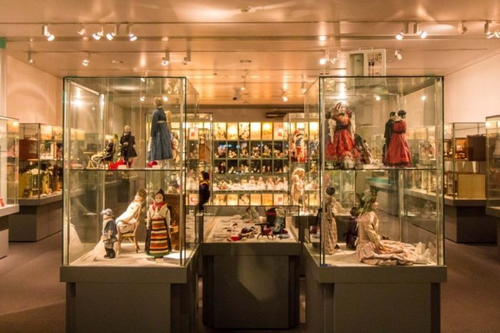 exhibitions devoted to them