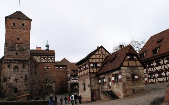 Itinerary for Nuremberg