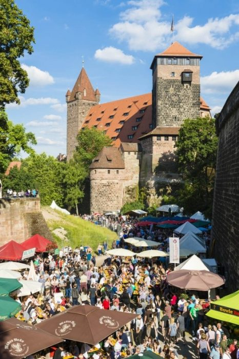 festivals in Nuremberg