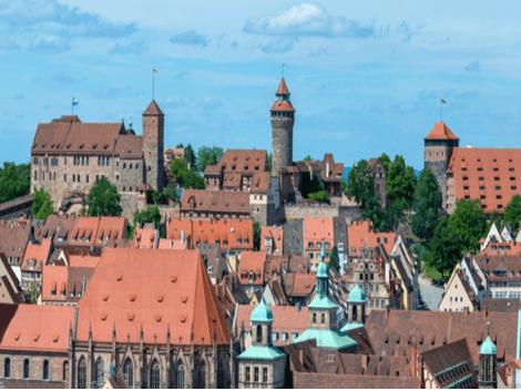 places in Nuremberg.