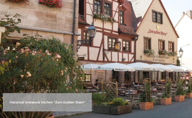 the historic bratwurst kitchen